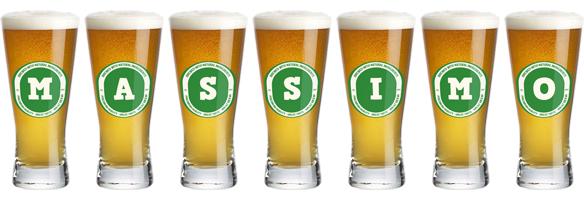 Massimo lager logo