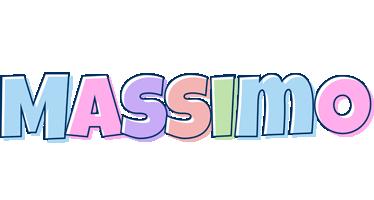 Massimo pastel logo