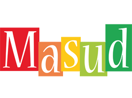 Masud colors logo
