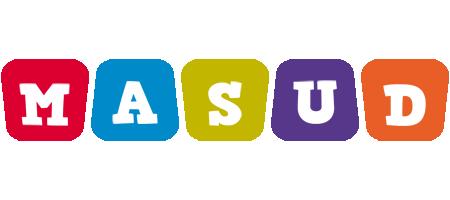 Masud daycare logo