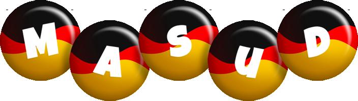 Masud german logo