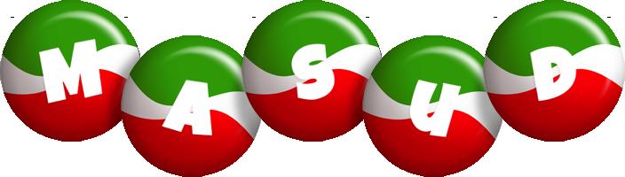 Masud italy logo