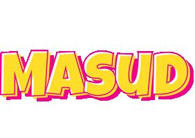 Masud kaboom logo