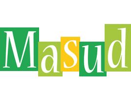 Masud lemonade logo