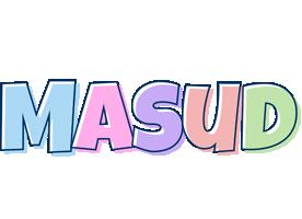 Masud pastel logo