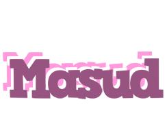 Masud relaxing logo