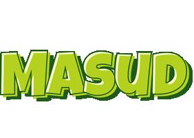 Masud summer logo