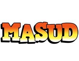 Masud sunset logo