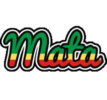 Mata african logo
