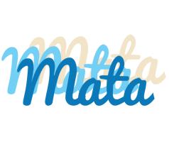 Mata breeze logo