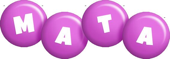 Mata candy-purple logo