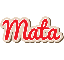Mata chocolate logo