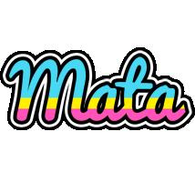 Mata circus logo