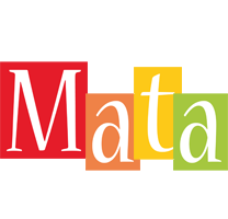 Mata colors logo