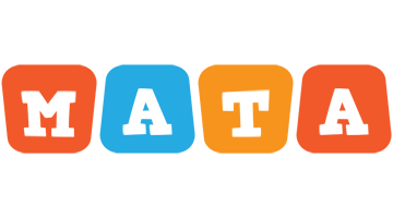 Mata comics logo