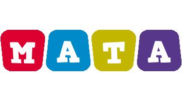 Mata daycare logo