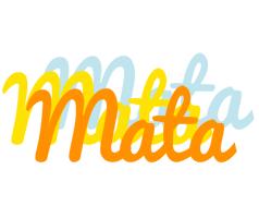 Mata energy logo