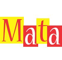 Mata errors logo
