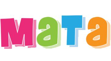 Mata friday logo