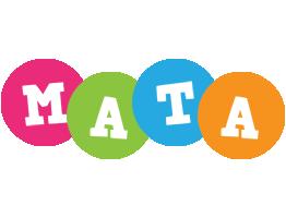 Mata friends logo