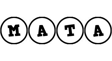 Mata handy logo
