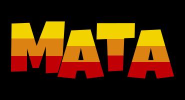 Mata jungle logo