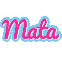 Mata popstar logo