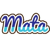 Mata raining logo