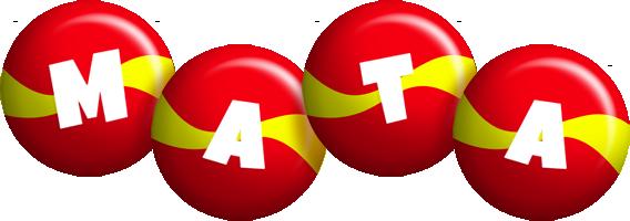 Mata spain logo
