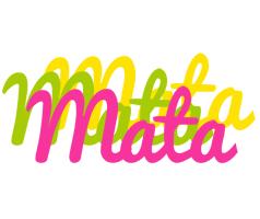 Mata sweets logo