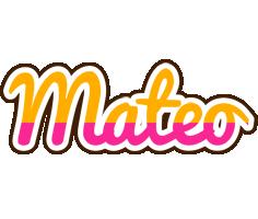Mateo smoothie logo