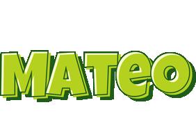 Mateo summer logo