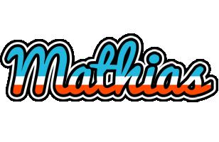Mathias america logo