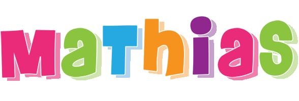 Mathias friday logo