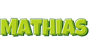 Mathias summer logo