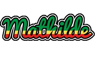 Mathilde african logo