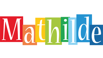 Mathilde colors logo