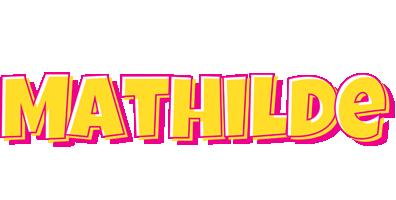 Mathilde kaboom logo