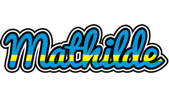Mathilde sweden logo