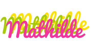 Mathilde sweets logo
