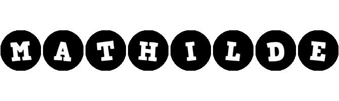 Mathilde tools logo