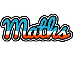 Maths america logo