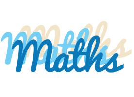 Maths breeze logo