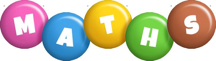 Maths candy logo