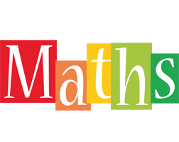 Maths colors logo