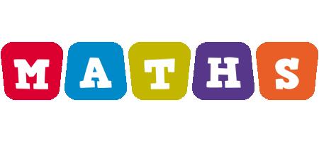 Maths daycare logo