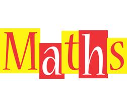 Maths errors logo