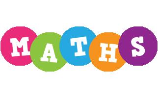 Maths friends logo