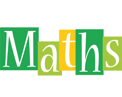Maths lemonade logo