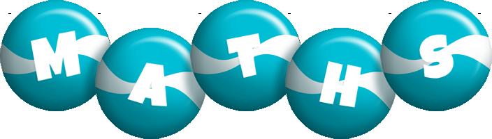 Maths messi logo
